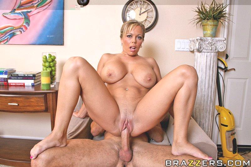 amber bach mommy got boobs